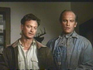 President Sinise and Secretary of State Malkovich
