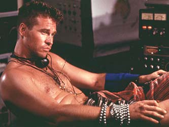 Val Kilmer visits The Island of Lost Souls...but I kid New Mexico!